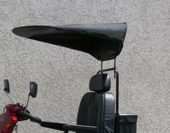 Sun Canopy Mobility Scooters Adelaide